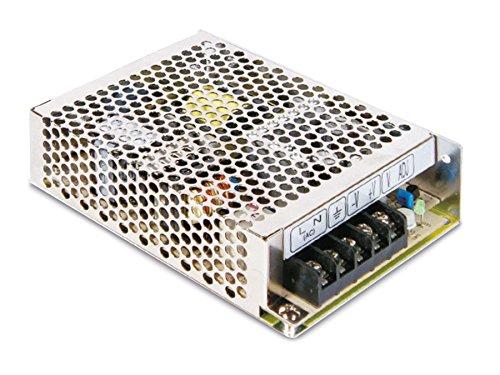 Schaltnetzteil/Netzteil 72W 12V 6A ; MeanWell, RS-75-12