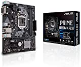 ASUS Prime H310M-K R2.0 Scheda Madre Intel H310 mATX, DDR4 2666 MHz, SATA 6 Gbps and USB 3...