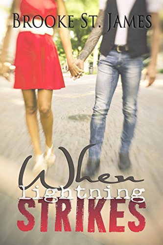 When Lightning Strikes by Brooke St. James ebook deal