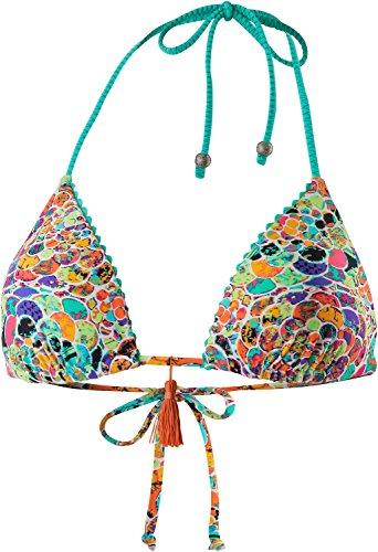 Beachlife Damen Bikini Oberteil bunt 40