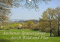 Aachener Spaziergaenge durch Wald und Flur (Wandkalender 2022 DIN A3 quer): Das Aachener Umland entdecken - zu Fuss oder mit dem Fahrrad (Monatskalender, 14 Seiten )