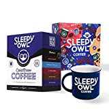 Each Gift Box 1 Assorted Box of Cold Brew Packs and 1 Ceramic Mug (Red, Blue or Green) Each Cold Brew Box contains Original, Dark Roast, Cinnamon, Hazelnut & French Vanilla, 1 Brew Pack per flavour. Easy 3 step brew, no equipment required. 100% Arabi...