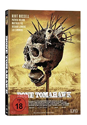 Bone Tomahawk - Mediabook - Cover A - Limited Edition auf 300 Stück  (+ DVD)