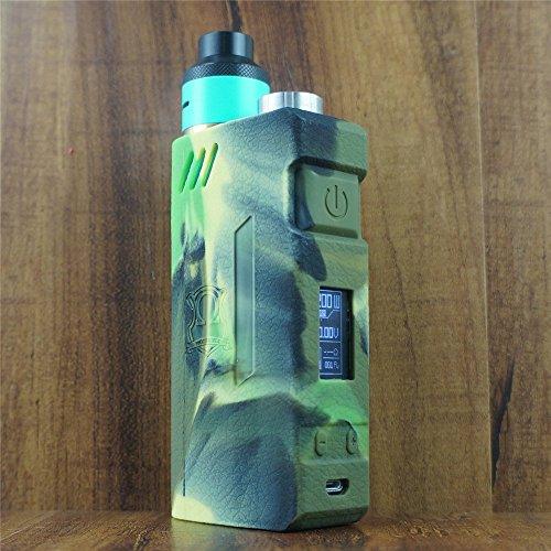 ModShield for IJOY RDTA BOX 200W Silicone Case ByJojo Sleeve Skin Wrap Cover Shield (Camo)