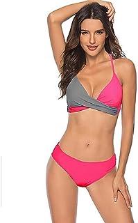 b3df9e4e5e3d Amazon.es: bikinis mujer - Gris