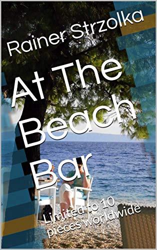 At The Beach Bar (The digital Croatia project Book 17) (English Edition)