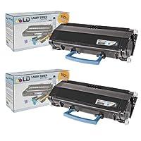 LD互換Dell 330–5207(u903r)のセット2高イールドブラックトナーカートリッジfor yourデル3330dnプリンタ