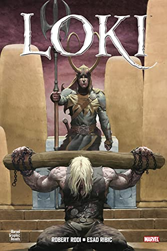Marvel Graphic Novels-Loki (Spanish Edition)