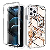 ZhuoFan for iPhone 11 Pro Max Case 360 Full Body Shockproof