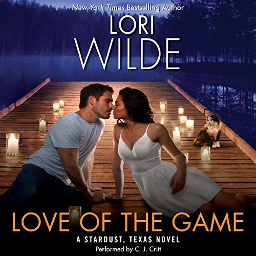 Love of the Game audiobook cover art