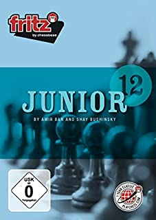 Junior 12 Chess Playing Software