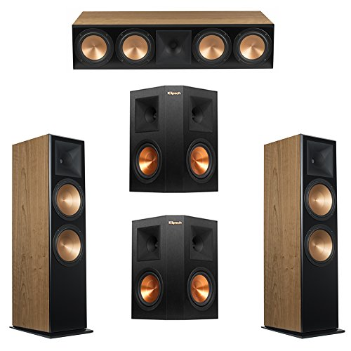 Review Of Klipsch 5.0 Cherry System with 2 RF-7 III Floorstanding Speakers, 1 RC-64 III Center Speak...