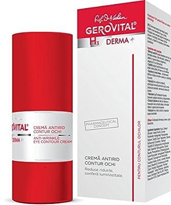 Gerovital H3 Derma+ Anti-Wrinkle Eye Contour Cream