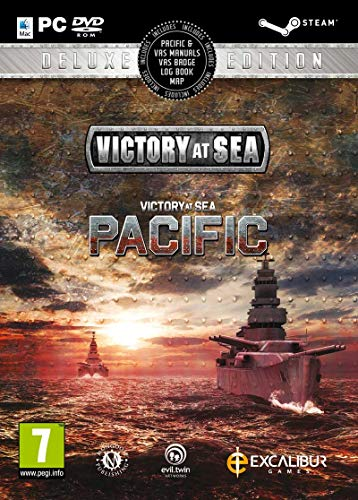 Victory at Sea Pacific Deluxe PC [video game]
