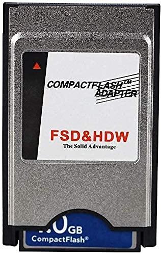 PCMCIA Compact Flash PC CF Memory Card Reader...
