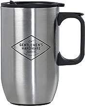 Gentlemen's Hardware Stainless Steel Travel Coffee Mug (15 Ounces)