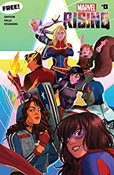 Marvel Rising (2018) #0 by [Devin Grayson, Helen Chen, Marco Failla]
