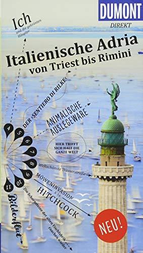 DuMont direkt Reiseführer Italienische Adria: Mit großem Faltplan