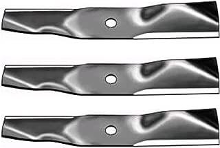 (3) Lawn Mower Blades for Sabre by John Deere 2254HV 2354HV 2554HV Replaces M115496