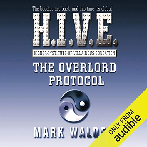 H.I.V.E - The Overlord Protocol cover art
