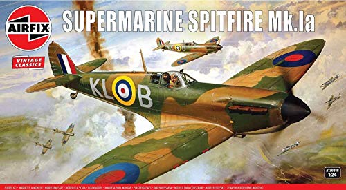 エアフィックス 1/24 イギリス空軍 スーパーマリン スピットファイアMk.1a プラモデル X-12001V