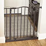 """Product Image of the Toddleroo by North States 38.25"""" wide Portico Arch Baby Gate: Decorative heavy..."""