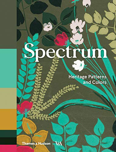 Download Spectrum: Heritage Patterns and Colors 0500480265