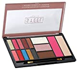 Veeva Beauty & Fashion Steel Paris Makeup Kit for Girls with 10 eye