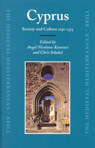 Cyprus: Society and Culture 1191-1374 (Medieval Mediterranean)