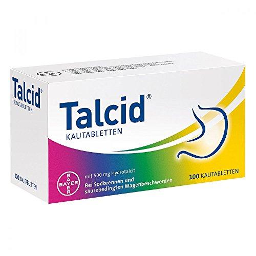 Talcid Kautabletten 500 mg, 100 St