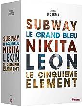 5 Films De Luc Besson: Subway + Le Grand Bleu + Nikita + Léon + Le Cinquième élément