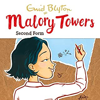 Malory Towers: Second Form     Malory Towers, Book 2              By:                                                                                                                                 Enid Blyton                               Narrated by:                                                                                                                                 Esther Wane                      Length: 4 hrs and 27 mins     39 ratings     Overall 4.7