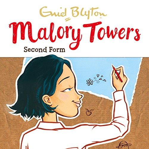 Malory Towers: Second Form cover art
