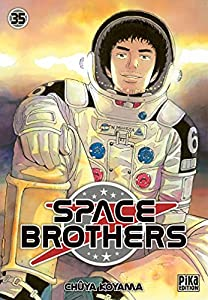Space Brothers Edition simple Tome 35