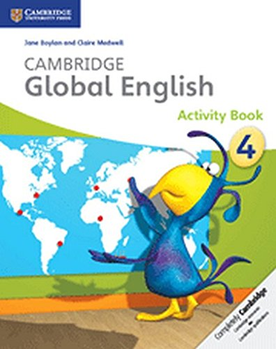 Cambridge Global English Stage 4 Activity Book: For Cambridge Primary English as a Second Language