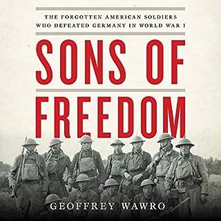 Sons of Freedom Titelbild