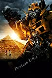 PremiumPrints - Transformers Revenge of The Fallen Bumble Bee Textless Movie Poster Glossy Finish Made in USA - MOV840 (24' x 36' (61cm x 91.5cm))