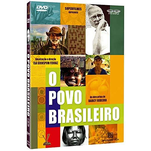 DVD - O Povo Brasileiro