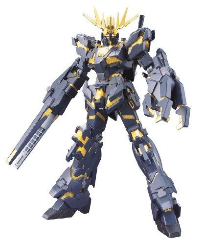 Bandai 1/144 High Grade Univeral Century # 134 Unicorn Gundam 02 Banshee (Destroy Mode)