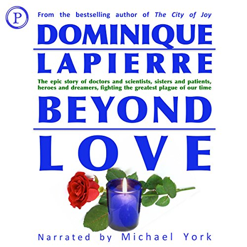 Beyond Love audiobook cover art