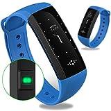 WEARFIT Fitness Tracker Bluetooth Smart Watch...