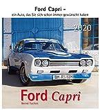 Ford Capri 2020: Ford Capri - ein Auto, das Sie sich schon immer gewünscht haben. -