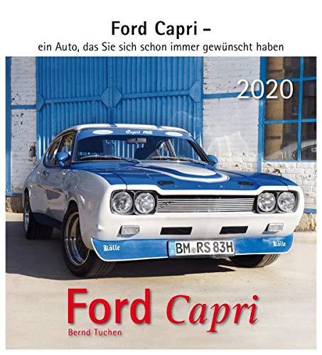 Ford Capri 2020: Ford Capri - ein Auto, das Sie sich schon immer gewünscht haben.