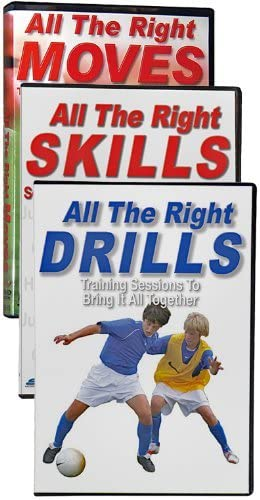 Soccer Learning Now on sale Systems Financial sales sale All The Skills Right Drills Moves