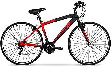 700c Hyper SpinFit Men39;s Hybrid Bike, Red