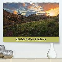 Zauberhaftes MadeiraAT-Version (Premium, hochwertiger DIN A2 Wandkalender 2022, Kunstdruck in Hochglanz): Ein Streifzug duch die landschaftliche Vielfalt Madeiras (Monatskalender, 14 Seiten )