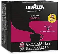 200 capsules compatible Nespresso LAVZ DECISO