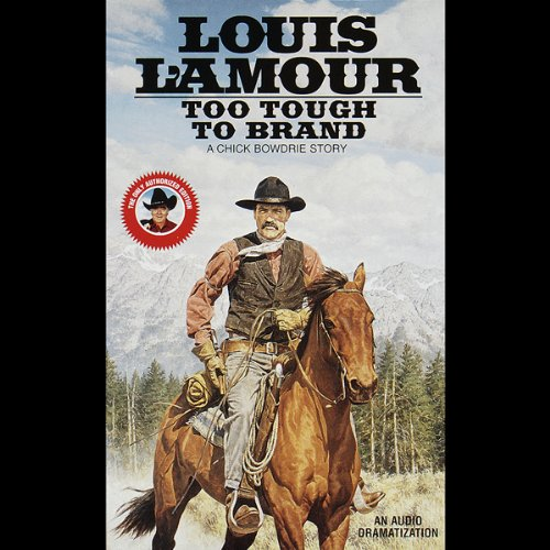 Too Tough to Brand (Dramatized) audiobook cover art