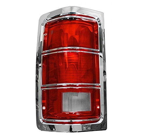 NEW RIGHT TAIL LIGHT COMPATIBLE WITH DODGE RAM 50 83-87 RAMCHARGER 81-88 CH2809104 4163150