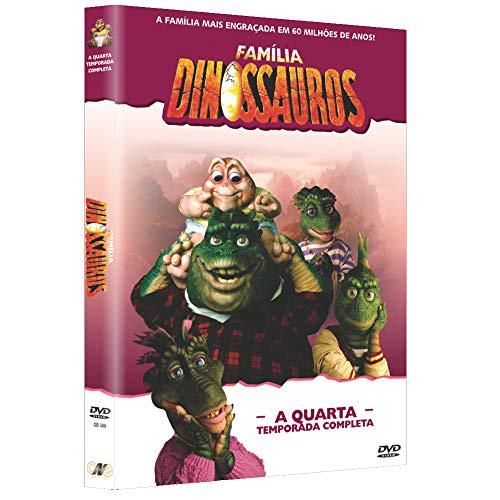 Família Dinossauros - Quarta Temporada Completa
